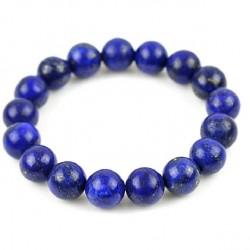 Náramok na ruku - Lapis lazuli - FI 10 mm