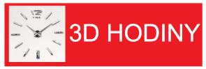 3D hodiny