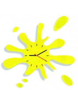 SENTOP Nástenné hodiny slnko Z18K žlté