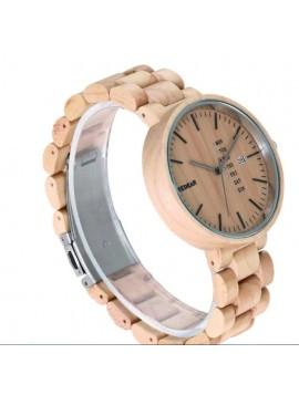 READER  hodinky na ruku z dreva PARIS DH010 MAPLE