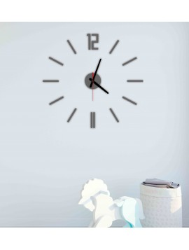 Moderné nástenné hodiny do kuchyne KONÍK