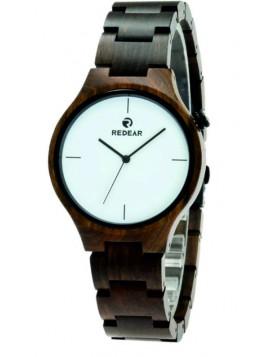 READER Drevené náramkové hodinky DH011  JOSEPH hnedé