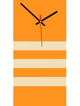 Nástenné hodiny do obývačky SLNECNICA