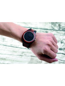 Drevené náramkové hodinky-Yisuya