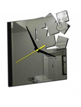 Moderné nástenné hodiny ELEGANCIA