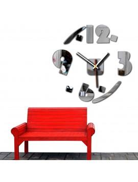 SENTOP Design nástěnné hodiny BONAIM X0055 čierne