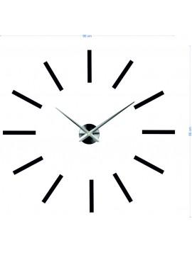 Nástenné hodiny 3D CHOCCO XXL