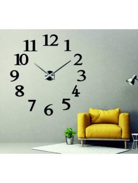 Elegantné nástenné hodiny TOSCANNA PMMA 2D