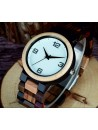 Štýlové náramkové hodinky z dreva-GEORGIA-Yisuya