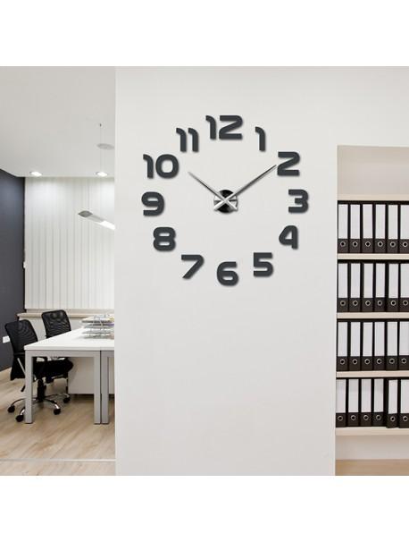 Rozmery nástenných nalepovacích hodín, desing nástenné hodiny