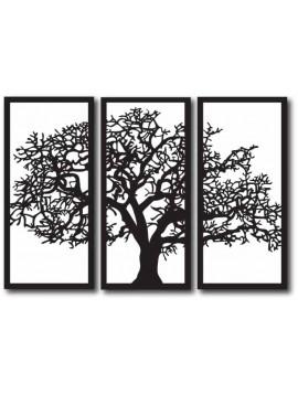 Drevený obraz na stenu rozmer: 1000x680 mm TREE