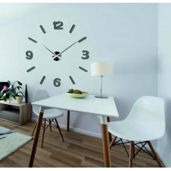 Moderné nástenné hodiny - JUMBO