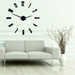 Moderné nástenné hodiny ARABIC PLEXI