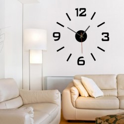 Nástenné hodiny nalepovacie XS SANDERO