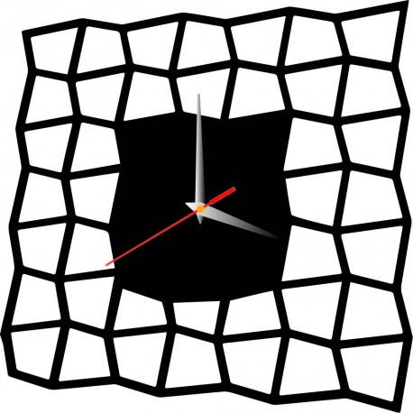 Moderné nástenné hodiny HABAKUKY