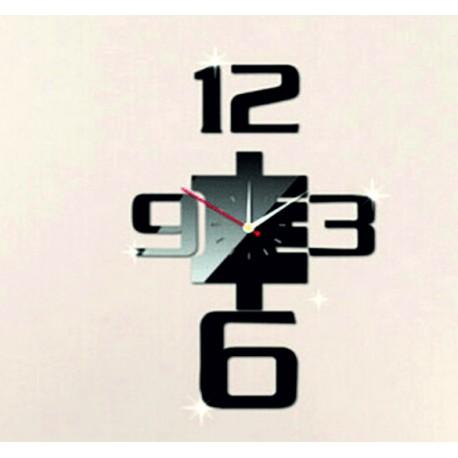 Moderné nástenné hodiny ČÍSLA