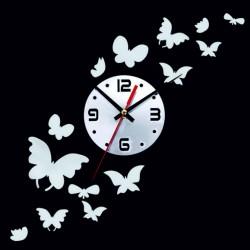 Nástenné hodiny nalepovacie na stenu HARMÓNIA