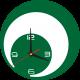 Nástenné hodiny DIY AFARDIK