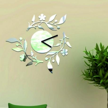 Nástenné hodiny do obývačky IZA ,35x35 cm