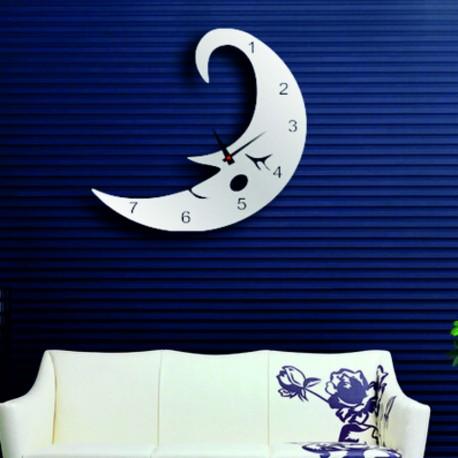 Nástenné hodiny Nočná víla, 30x40 cm