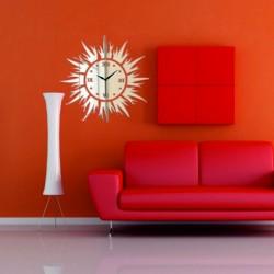 Nástenné hodiny Slnečné lúče, 30x30 cm