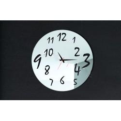 Nástenné hodiny pre potešenie, 30x30 cm