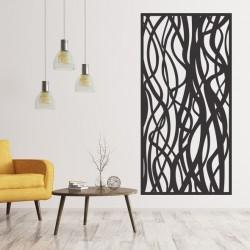 Drevený dekor obraz na stenu z preglejky HARABASO