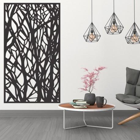 Drevený dekor obraz na stenu z drevenej preglejky Topoľ HAVULKY