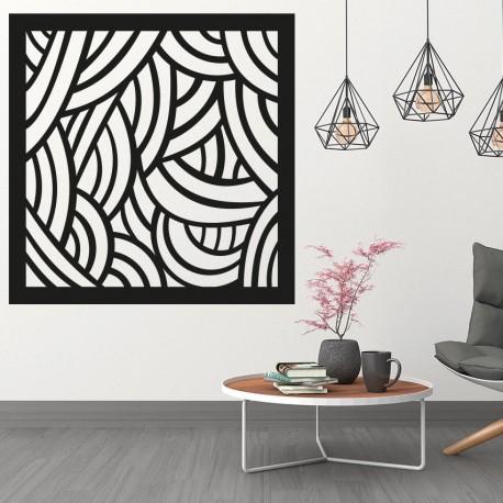 Obraz na stenu do spálne vyrezávaný preglejky Topoľ PAPAGACI