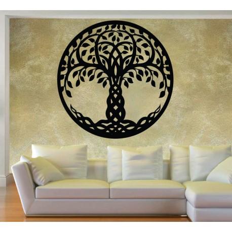 Drevený obraz na stenu z topoľ preglejky BOGANA