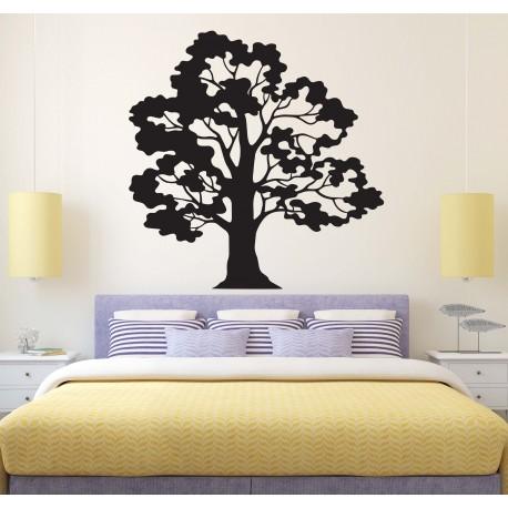 Moderný obraz na stenu strom bonsai drevenej preglejky topoľ ERGLIN