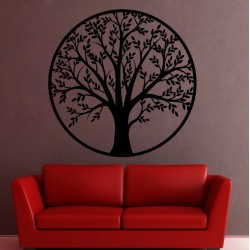 Obraz na stenu strom z drevenej topoľovej preglejky  POHODAK
