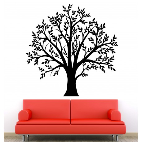 Obraz na stenu strom pokoja z preglejky  LAKTISF