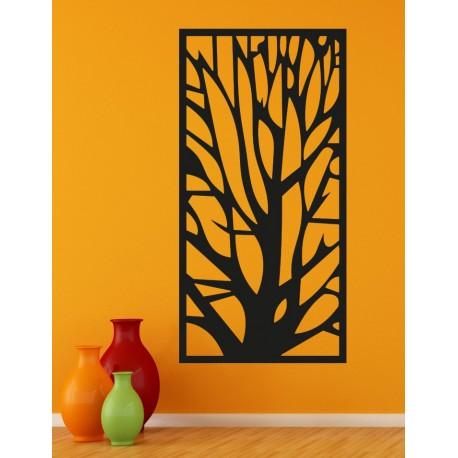 Obraz na stenu vyrezávaný z drevenej preglejky ONKOSM