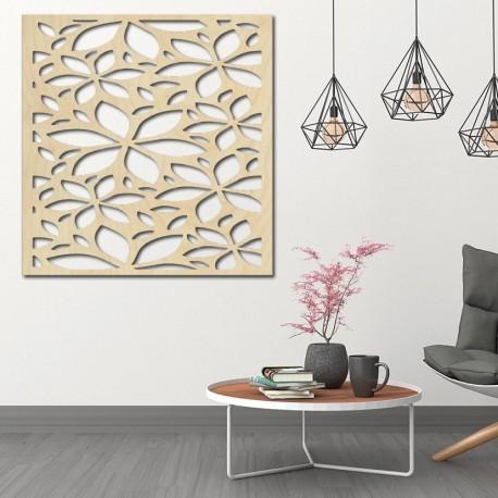 Vyrezávaný obraz na stenu z drevenej preglejky HORLAT