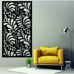 Obraz na stenu vyrezávaný z drevenej preglejky kvet PIXABAY