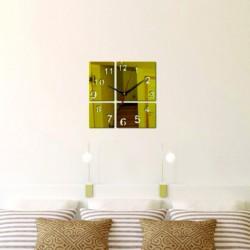 Moderné nástenné hodiny OLEG