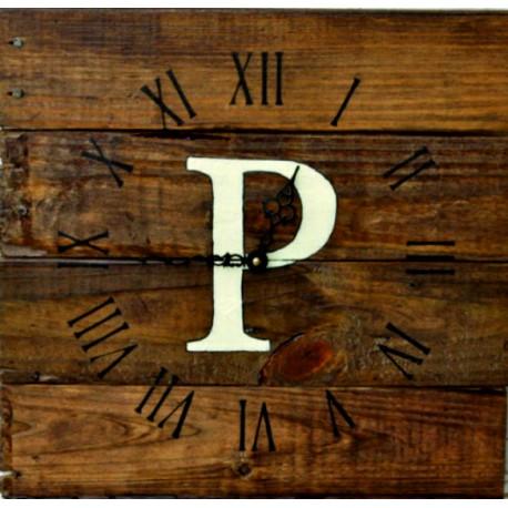 Drevené hodiny na stenu , hodiny z dreva , velké hodiny