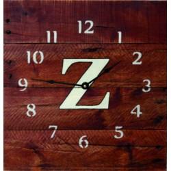 Drevené hodiny elegantné na stenu zdravie rodiny .