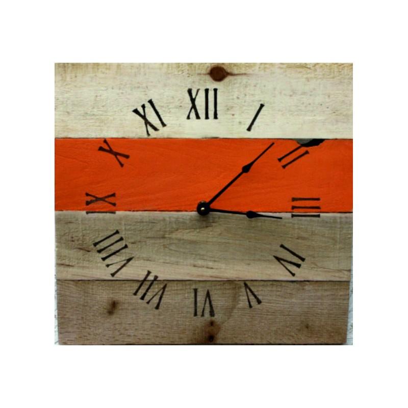 ... imidžové ručne robené eliska . Znížená cena. Drevené hodiny na stenu  9f58be86b68