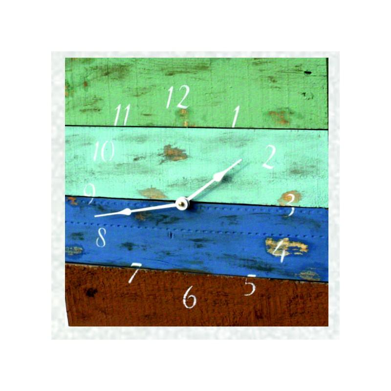 Drevené hodiny na stenu  82ac1eb8a29
