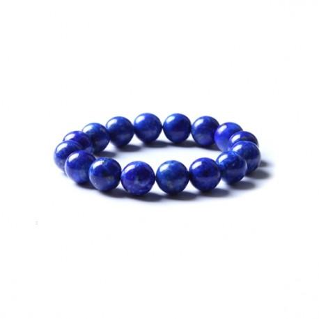 Náramok na ruku - Lapis lazuli - FI 12 mm