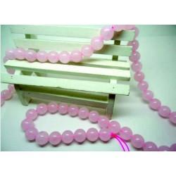 Gulička, šperky z léčivých kamenů obchod a prodej   X-MOMO Rose Quartz Loose Beads